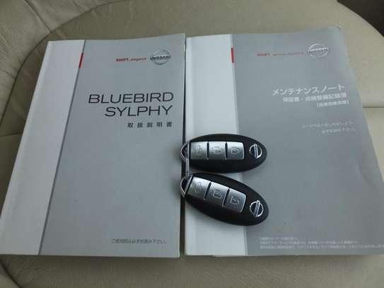 Nissan Bluebird Sylphy Axis image 14