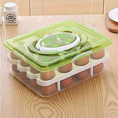 *32pcs Egg storage box* image 2
