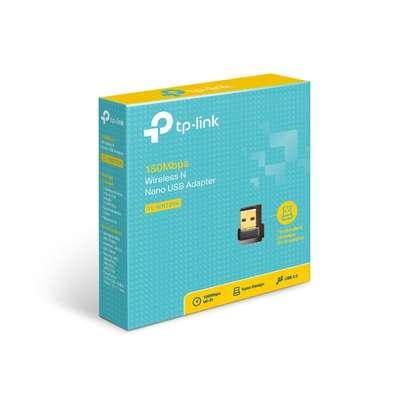 150Mbps Wireless N Nano USB Adapter image 2