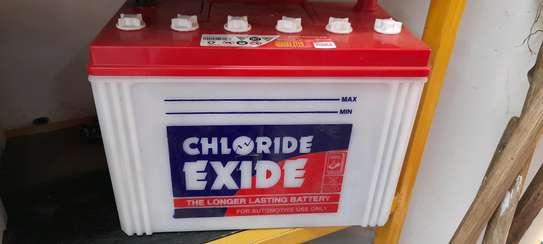 Chloride Exide Car Battery N70 (Vented) image 1