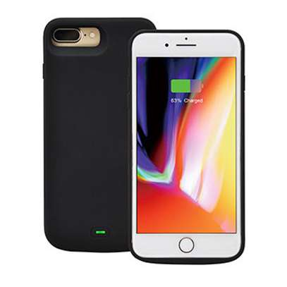 Power Case 5000mAh Battery Charger Case For iPhone 6/6S/7/8  External Power Bank Charging Cover image 1