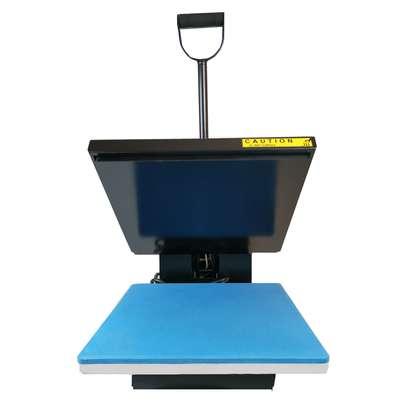 "Digital Clamshell 15""X15""Transfer Sublimation Heat Press Machine  T-Shirt image 4"
