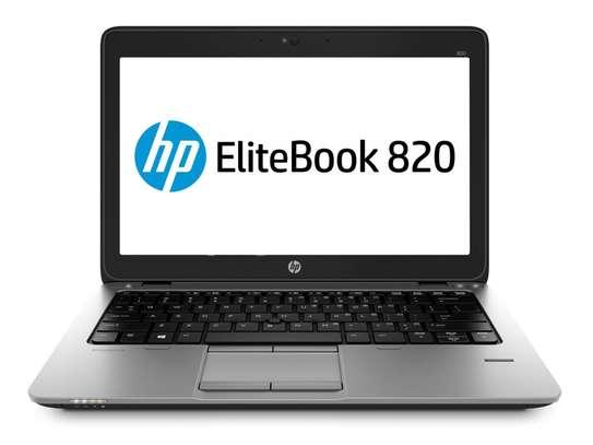 HP 820 G1 core i5 4gb ram 500gb image 1