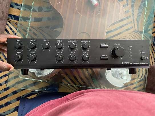 TOA A1724 Power Amplifier image 1
