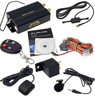 GPS/SMS/GPRS Tracker TK103B Vehicle Tracking System