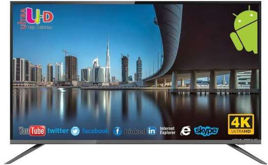 Nobel 55 inches digital smart android 4k 55 inches image 1