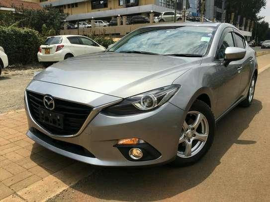 Mazda Axela Skyactive 2014 Model Saloon