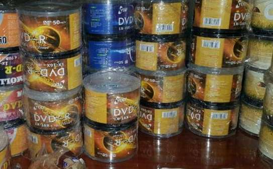 Blanks cds and dvds