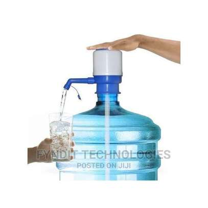 Hand Press Pump For Dispenser Suitable Homes,Schools,Offices image 1