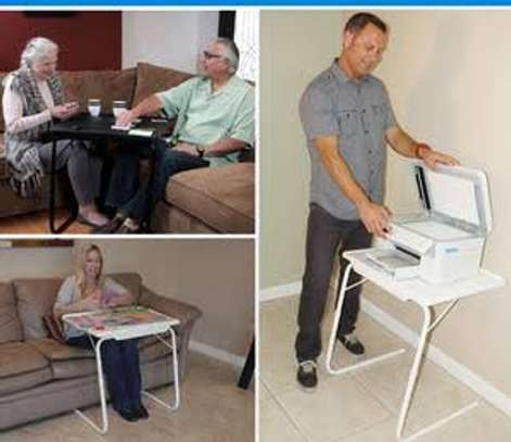 Laptop stand/ Multipurpose Table image 5