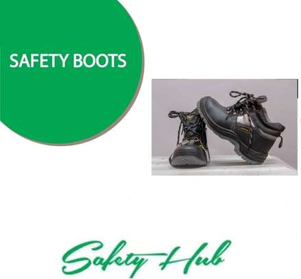 Safety Boots- Ce Approved image 1