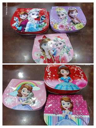 Classic cartoon themed  girls pouch image 1