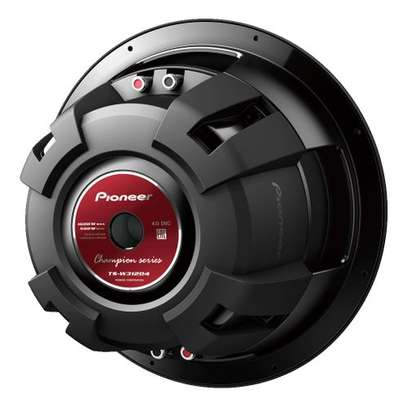 """Pioneer TS-W312D4 12"""" Dual Voice Coil 4 Ohm Component Subwoofer image 2"""