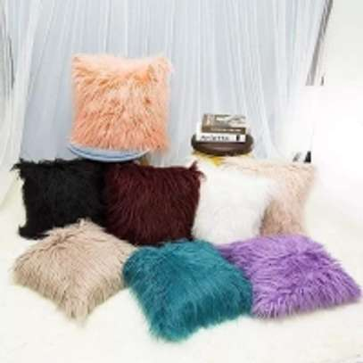 Comfortable Fluffy Pillows image 1