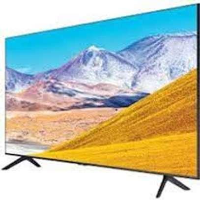 "VISION + 50"" 4K UHD ANDROID TV,WI-FI,NETFLIX,YOUTUBE,FRAMELESS-VP-8850KA-BLACK image 1"