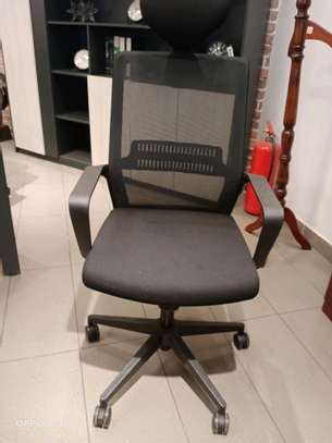 Executive chair image 1