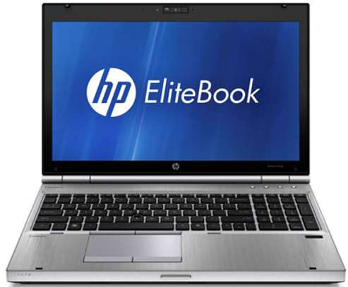 "HP Elitebook 8560p 15.6"" Intel Core i5-2520M @ 2.5GHz, 4GB RAM, 500GB HDD, Windows 7 image 1"