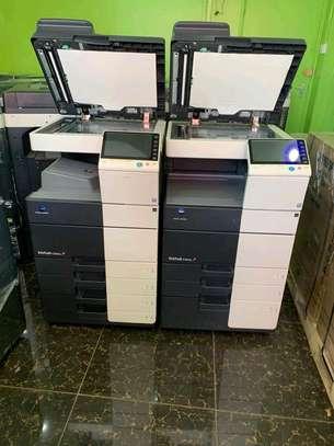 World Greatest Konica Minolta Bizhub C554e photocopier image 1
