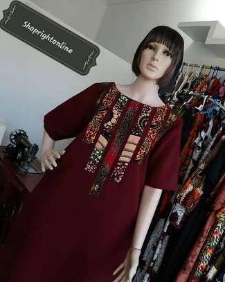 African print tops/dress/skirts image 7