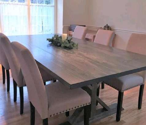 dining set/six seater dining set/Dining tables image 1