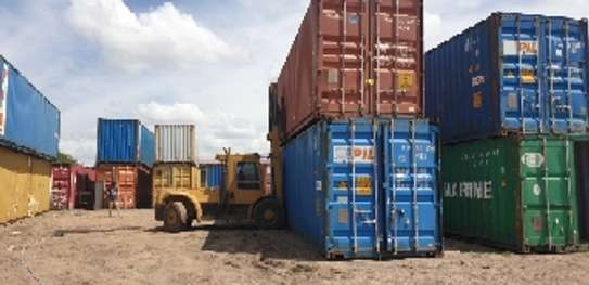 20ft shipping containers for sale image 1