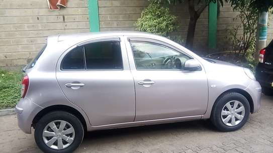 Nissan March - KCT 745W. image 3