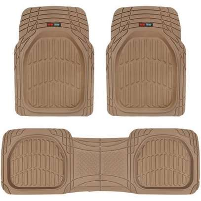 Brand new car floor mats both rubber and woolen for all models image 6