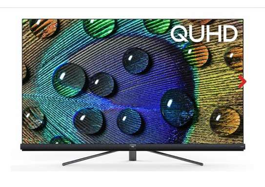 TCL 55 Inch 4K QUHD Smart Android TV 55C8 image 1