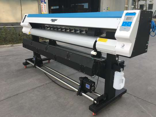 Eco Solvent Indoor and Outdoor Large Format Printing Machine image 1