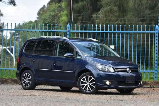 Volkswagen Touran 1.4 TSI image 2