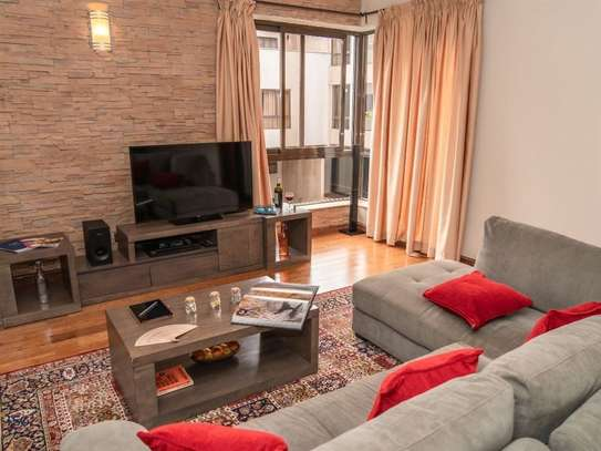 Furnished 1 bedroom apartment for rent in Lavington image 1