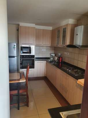 Furnished 2 bedroom apartment for rent in Kileleshwa image 7