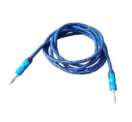 Aux Audio Car Cable image 1