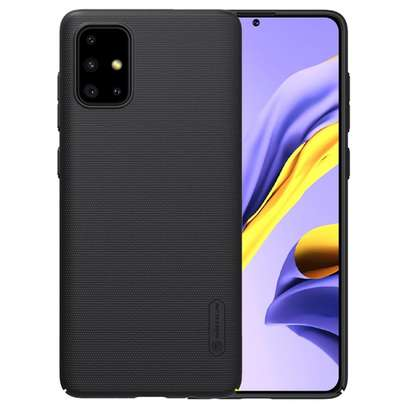 NILLKIN Super Frosted Shield Back Cover For Samsung A71 image 3