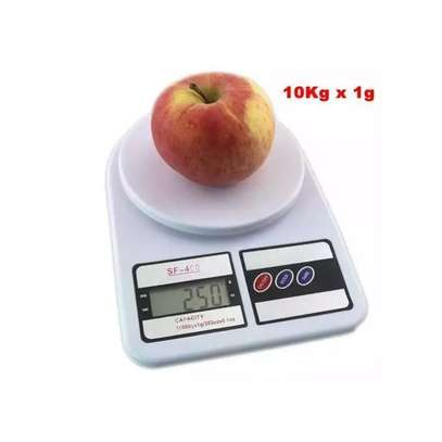 10kg Digital Kitchen Electronic Cooking Weighing Scale image 1
