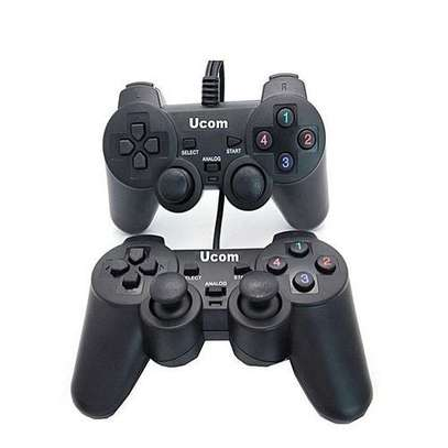 UCOM Double - PC USB Dualshock Game Controller Twin Pad image 1