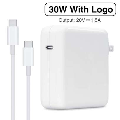 30W USB-C Power Adapter Type-C PD Fast Charger A1882 For apple Test For Latest Macbook Pro 12-inch A1534 1540 1646 Made in 2015 image 1
