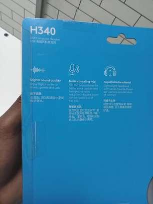 Logitech H340 Headphones image 2