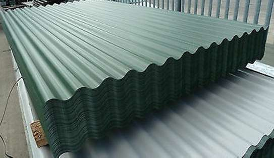 230 per mtr Colored Corrugated sheets