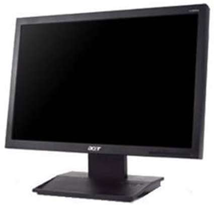 19 inches square Acer monitor image 1
