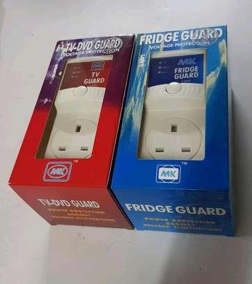 Fridge guard + Tv guard