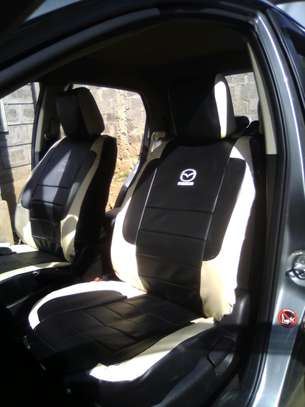 MAZDA DEMIO CAR SEAT COVERS