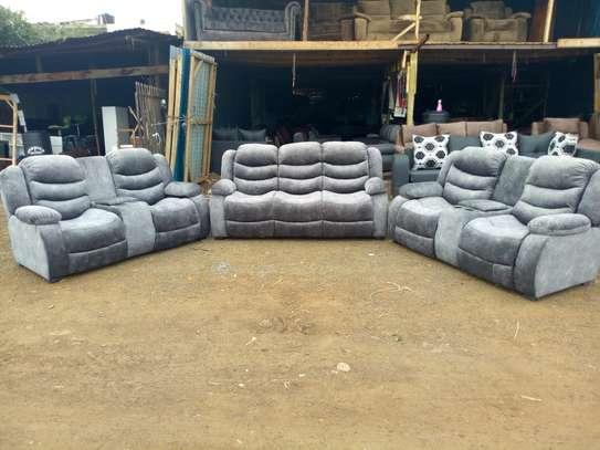 Seven Seater Recliner Sofa image 3