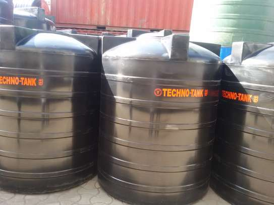 5000ltrs Cylindrical Tank COUNTRYWIDE DELIVERY image 1