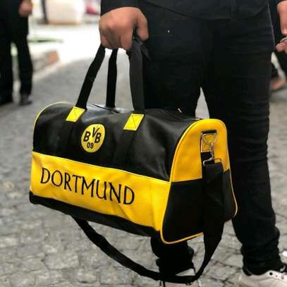 ITEM: *_Leather Duffle Bags._*???? image 8