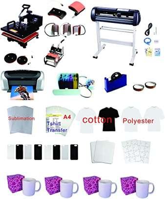 Branding equipment machine. image 1