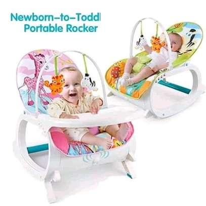 2 in 1 baby rocker image 1