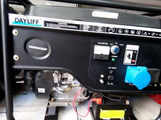 Dayliff Generator 6.5kva. image 2