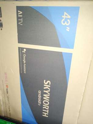 Skyworth 43 Inch Smart Android image 1