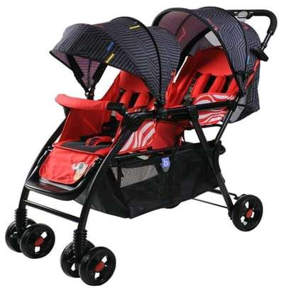 Twin Stroller image 4